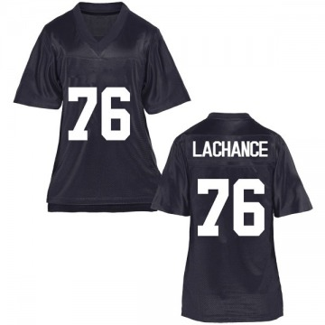 Women's Harris LaChance BYU Cougars Game Navy Blue Football College Jersey